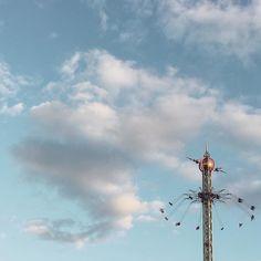 Hardcore roller coaster avoider but survived this monster. #copenhagen #tivoli #wanderlust #welltravelled #thatsdarling #travel #whenincopenhagen #rollercoaster #whenthewindkicksin #happyholidays #crybaby