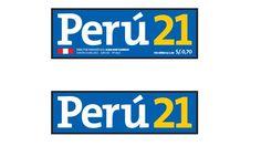 Perú21 se renueva y presenta un nuevo logo con el compromiso de siempre