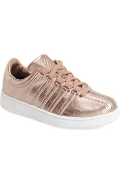 K-Swiss 'Classic' Athletic Shoe (Women) available at #Nordstrom