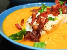 Fitfocuse - eat- move - inspire Fish And Seafood, Seafood Recipes, Thai Red Curry, Smoothies, Spicy, Inspire, Snacks, Eat, Ethnic Recipes