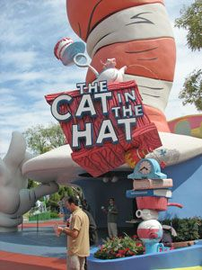 How to have fun in Universal Studios Florida when you suffer from motion sickness, or just hate roller coasters.