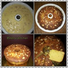 Fermented cassava cake 😍