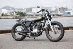 平和モーターサイクル - HEIWA MOTORCYCLE - | FTR223 007 (HONDA)