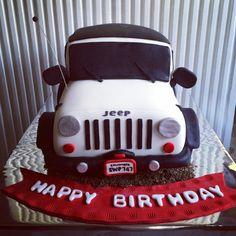 jeep birthday cake jeep birthday party ideas ollies jeep don jeep . Birthday Celebration, Birthday Wishes, Happy Birthday, Birthday Quotes, Birthday Greetings, Boy Birthday, Birthday Ideas, Birthday Parties, Fancy Cakes