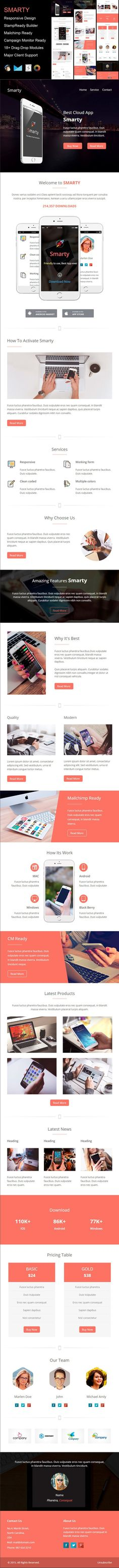 Chendam  Responsive Email Templates  Responsive Email Email