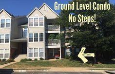 Ground floor condo in Woodbridge Virginia for sale