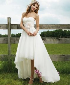 Sincerity Bridal Wedding Dresses - Search our photo gallery for pictures of wedding dresses by Sincerity Bridal. Find the perfect dress with recent Sincerity Bridal photos. Hi Low Wedding Dress, Sincerity Bridal Wedding Dresses, Sweetheart Wedding Dress, Country Wedding Dresses, Elegant Wedding Dress, Bridal Dresses, Bridesmaid Dresses, Summer Wedding, Wedding Gowns