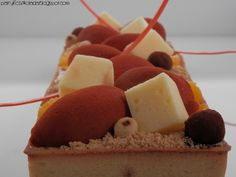 karmel / orzechy / pomarańcza (caramel / nuts / orange)