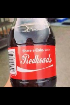 This is as close as I will ever get to having a coke shared with me. Lol