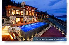 kelowna bc british columbia vancouver lakefront luxury homes