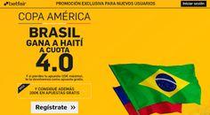 el forero jrvm y todos los bonos de deportes: betfair Brasil gana Haiti supercuota 4 Copa Americ...