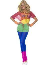 aerobics costume ideas - Google Search