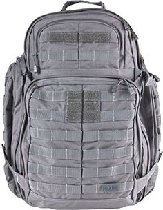 The RUSH 72 is designed as a 3 day pack. Multiple pouches 93a820c7369