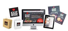 The Challenge  We were asked to promote this London centric product, publicise its use around the UK and get more people to 'Love-It'.    Our Solutions  We created a new parrallax scrolling website to present everything you ever needed to know about Salt Beef. Fusing on and offline PR, we contacted 'Champions' and engaged with restaurants on behalf of our client, Henson's Famous Salt Beef. The new website is the resource for how to cook it and where to eat & buy it.