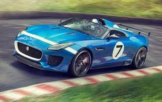 The Gorgeous Jaguar F-Type 'Project 7'