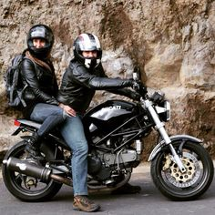Ducati Love!