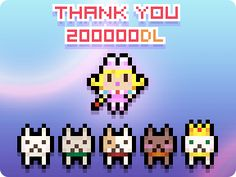 200000DL thank you!