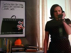 The hidden meaning behind the 'Mad Men' finale Mad Men Peggy, Peggy Olson, Don Draper, Yahoo Search, Spirit Animal, Vintage Posters, Boudoir, Image Search, Meant To Be