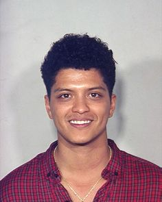Pop Singer Bruno Mars (real name: Peter Hernandez) was arrested by Las Vegas police in September 2010 and charged with narcotics possession. The Grammy winning performer pleaded guilty in February 2011 to a felony cocaine possession charge and was placed on probation for one year.