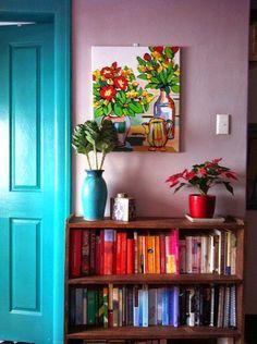 Olá queridos, bom dia! Que tal esses ambientes coloridos e alegres, porque colorful nada mais é que colorido... eu amei a mai...