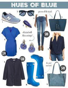 blue picks for fall