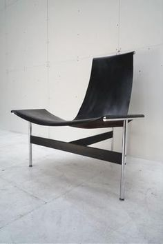 [William Katavolos lounge T-chair for Laverne 1952]