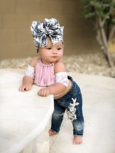 This is what you need cute babies photos! Find the way you can do it! Baby Swag, Cute Kids Fashion, Baby Girl Fashion, Toddler Fashion, Tween Fashion, Fashion Clothes, Fashion 2015, Babies Fashion, Fashion Spring