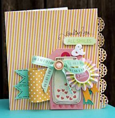 Sweet sunshiny card!