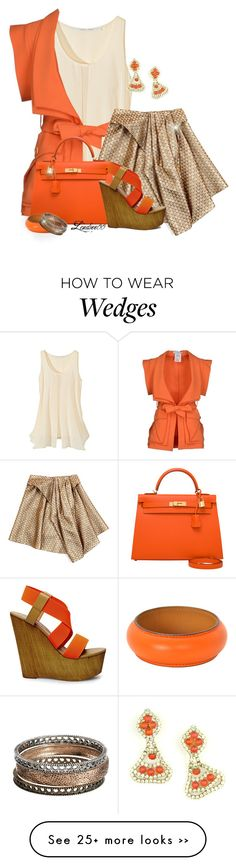 """Summer breeze"" by lindsee00 on Polyvore"