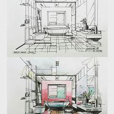 #bathroom #girl #interiordesign