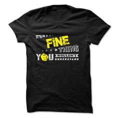 If your name is FINE then this is just for you T Shirt, Hoodie, Sweatshirt