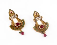 Antique Art. http://www.mirraw.com/designers/jahnvi/designs/antique-art-danglers-drop