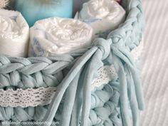 Regalo para bebés: cesta de pañales handmade   el taller de las cosas bonitas