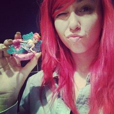 #mygal #bby #saszan #dzieciak #cute #pinkhair