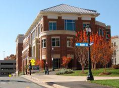 Claude Moore Nursing Education Building, UVA
