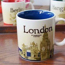 Starbucks city mug London