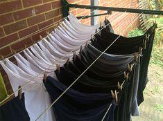 Save Space And Hang More T-Shirts This Way!