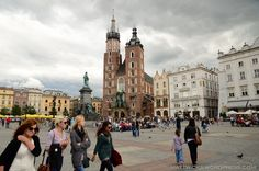 """Poland 2012: Four Days in Krakow (Aug 12-16)"" blog post by Matt Wicks"