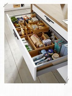 These ideas for DIY kitchen organization are brilliant! - HOME & DIY - k .These ideas for DIY kitchen organization are brilliant! - HOME & DIY - kitchen cabinetsClever Kitchen Storage Ideas.