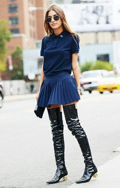 50 Cool Outfit Ideas for Fashion Girls via @WhoWhatWear