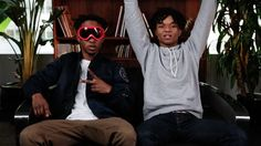 MYSTERY SOLVED! Swae Lee and Slim Jxmmi tell us how they got their name, and more importantly, how to pronounce it! Watch it now! A.K.A. Rae Sremmurd by Rae Sremmurd