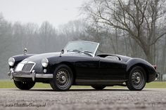 1960 MGA Twin Cam Roadster