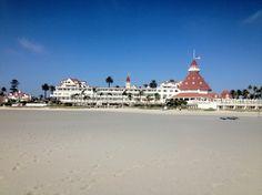 Cali. Hotel Del Coronado....can't wait to go back!!