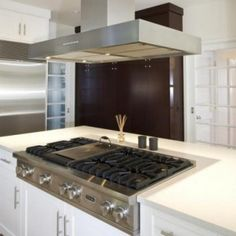 Island cooktop on pinterest islands kitchen islands and island
