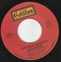 "45vinylrecord Rainy Night In Georgia/Where Do I Go From Here (7""/45 rpm) COTILLION http://www.amazon.com/dp/B01ANYEYKY/ref=cm_sw_r_pi_dp_jtKMwb18JVRQ5"