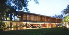 Casa de Valentina - Natureza e arquitetura lado a lado