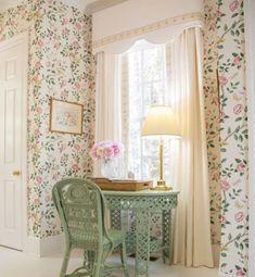 Enchanted Home, Hamptons House, Interior Decorating, Interior Design, Le Far West, Big Girl Rooms, Of Wallpaper, Bedroom Decor, Design Bedroom
