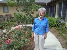 Sunrise Resident Uses Her Passion to Enrich Her Senior Living Community