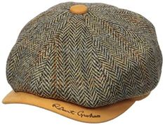 Robert Graham Headwear Men's Royal Oaknewsboy Review