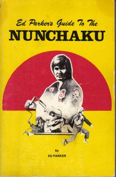 ed parker guide to nunchaku need to replace Martial Arts Books, Martial Arts Weapons, Martial Artists, Book Club Books, Good Books, Fifa, Kempo Karate, Close Quarters Combat, Bo Staff